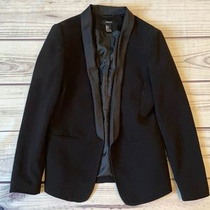 Forever 21 Blazer Jacket size small black